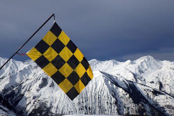 Le risque d'avalanche est de 3 sur 5 pour ce mardi.