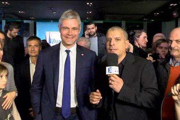 Laurent Wauquiez sur France 3