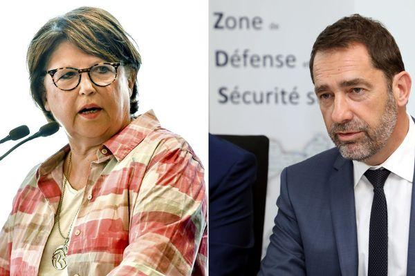 La maire de Lille, Martine Aubry, a écrit une lettre au ministre de l'Intérieur, Christophe Castaner, mardi 2 juillet 2019, pour l'alerter sur la situation liée à l'insécurité à Lille.