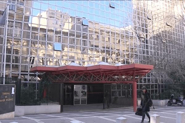 Locaux de la Juridiction interrégionale spécialisée (Jirs) de Marseille (Illustration)