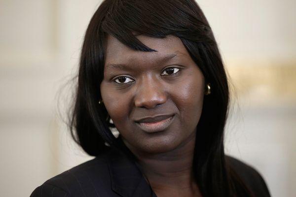La députée PS de Paris Seybah Dagoma.