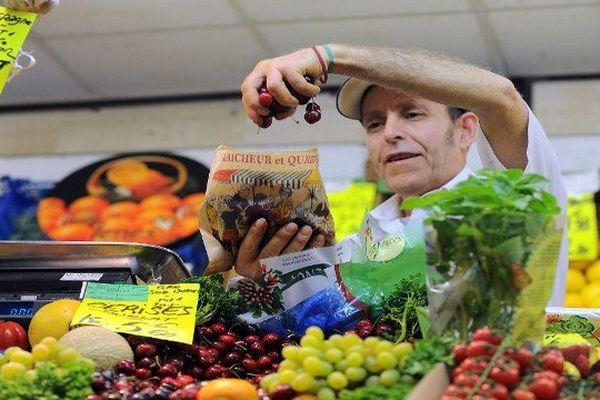 Les ventes de fruits et légumes connaissent une hausse importante depuis le début de la semaine.