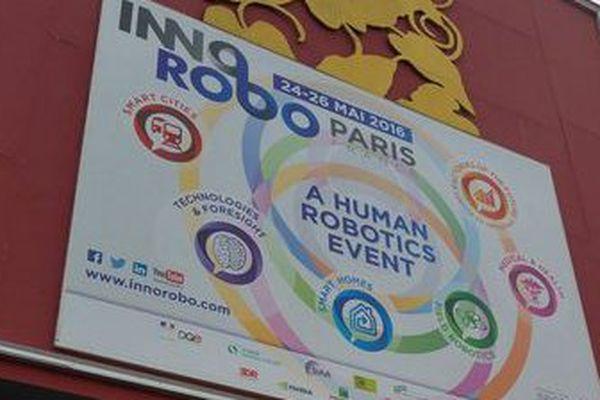 Innorobo, le salon mondial de la robotique, se tient à Apris Porte de Versailles du 24 au 26 mai.