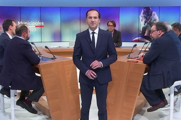 Débat Municipales 2020  à Bordeaux - 11 mars 2020