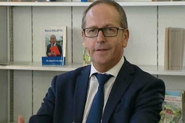 Rémi Delatte a été élu président de la fédération Les Républicains de Côte-d'Or le 31 janvier 2016