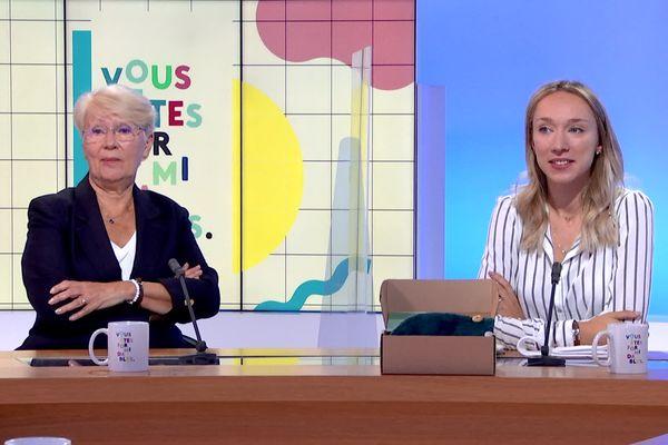 Martine et Margaux Rallier - Benenota