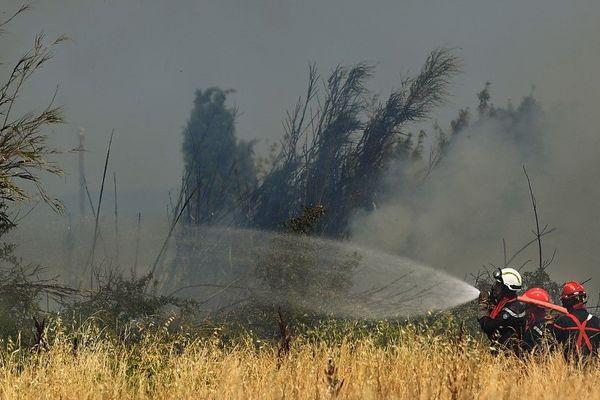 Le risque incendie est très élevé dans les Bouches-du-Rhône ce jeudi 17 juillet.