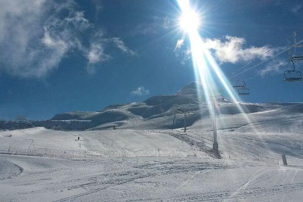 Le domaine skiable de la Pierre Saint-Martin (64) sera ouvert à 100 % ce week-end.