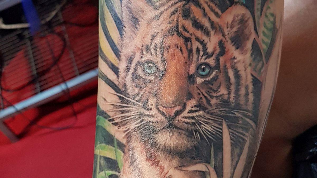 Photos L Art Du Tatouage Retour Sur La 6e Convention Internationale De Marseille