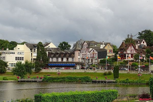 Bagnoles-de-l'Orne conservera un temps très nuageux, ce lundi.
