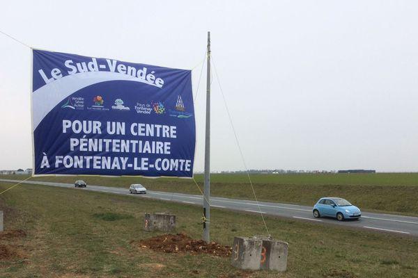 La municipalité de Fontenay-le-Comte souhaite que le projet de prison se fasse sur sa commune