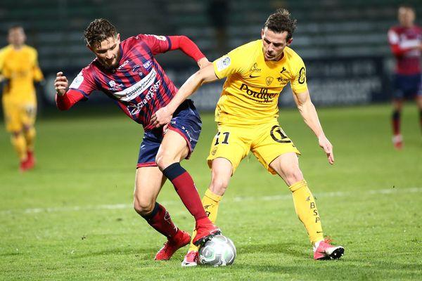 Mardi 28 novembre, le Stade Brestois a dominé le Clermont Foot sur un score de 1 à 2