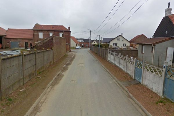 Le quinquagénaire a été retrouvé mort chez lui, rue du Maréchal-Foch à Villers-Guislain.