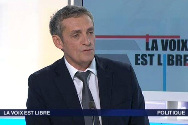Philippe Saurel invité de la Voix est libre ce 3 novembre 2012