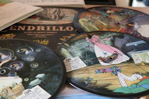 Imprimés et colorés, les Picture Discs rivalisent d'originalité.