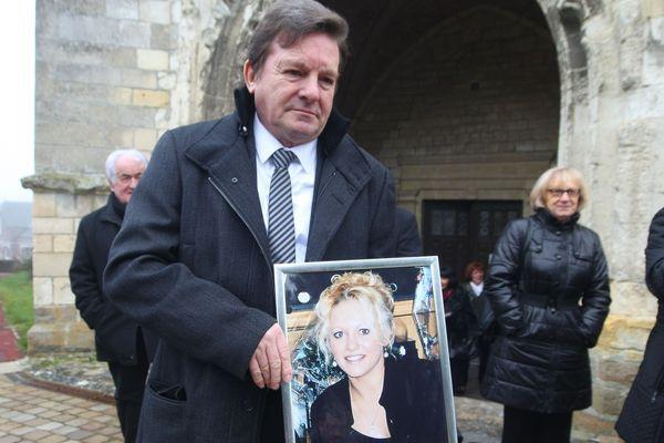 Chaque année, Jacky Kulik se recueille lors d'une messe en mémoire de sa fille