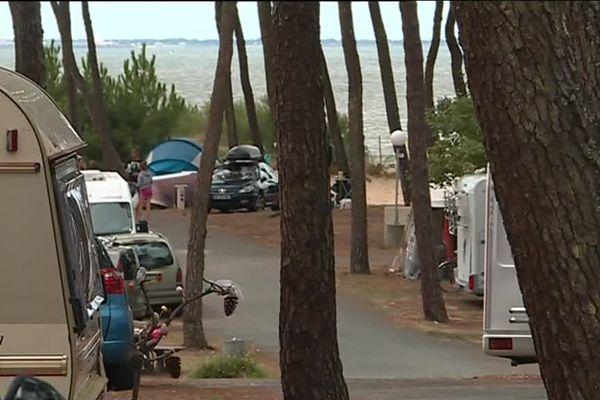 Le camping associatif de La Tranche-sur-Mer