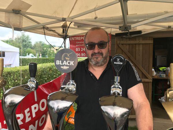 Gieseppe Cambrea, gérant du débit de boisson de Vrigne-aux-Bois