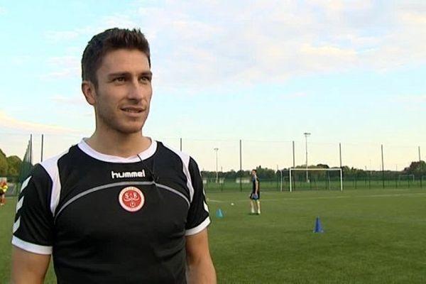 Florent Ghisolfi ne portera plus l'emblème du Stade de Reims la saison prochaine