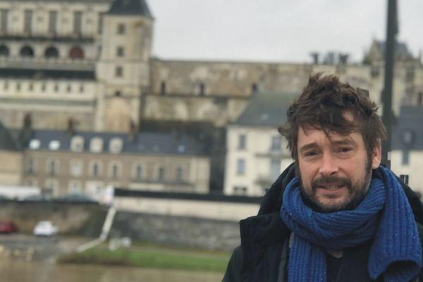 François Beaune à Amboise.