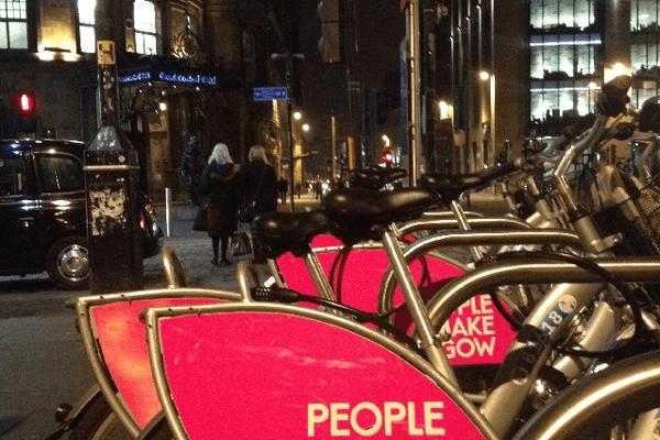 Glasgow novembre 2014