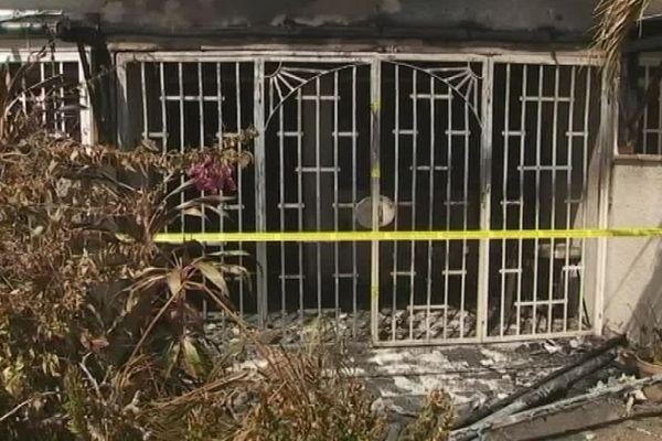 Six personnes originaires du Gard sont décédées dans l'incendie de leur maison de vacances en Guadeloupe - octobre 2018