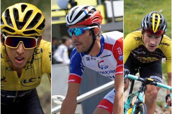 Wout Van Aert transforme tout en or — Critérium du Dauphiné