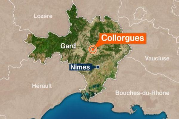 Collorgues (Gard)