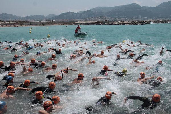 Plus de 4000 nageurs sur l'ensemble du week-end