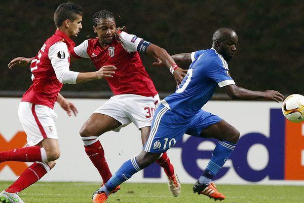 L'OM accuse son 7e match sans victoire, s'inclinant jeudi soir au Portugal face à Braga.