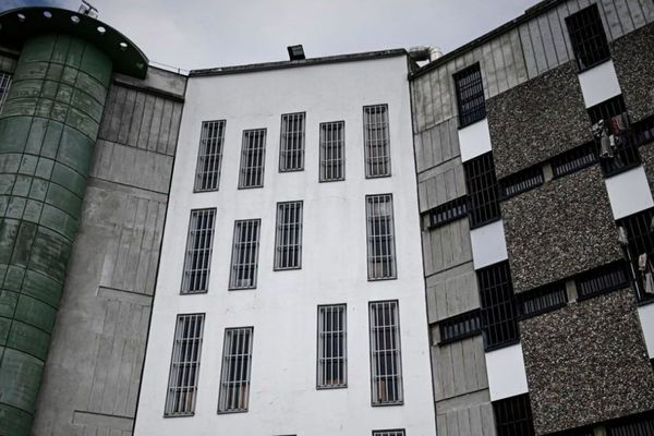La prison de Fleury-Mérogis, plus grand établissement pénitentiaire d'Europe (illustration).