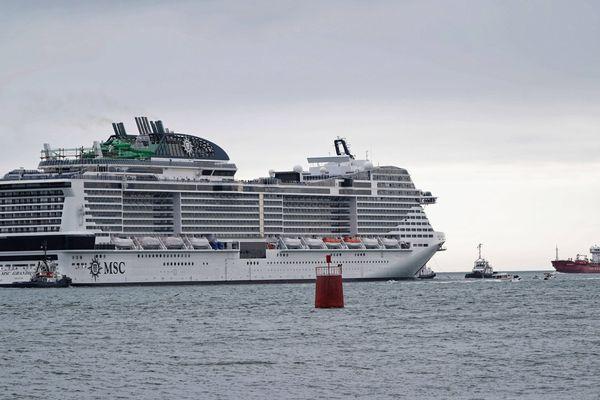 Comme Cannes, Saint-Raphaël veut imposer aux paquebots de limiter la teneur en soufre de leur carburant