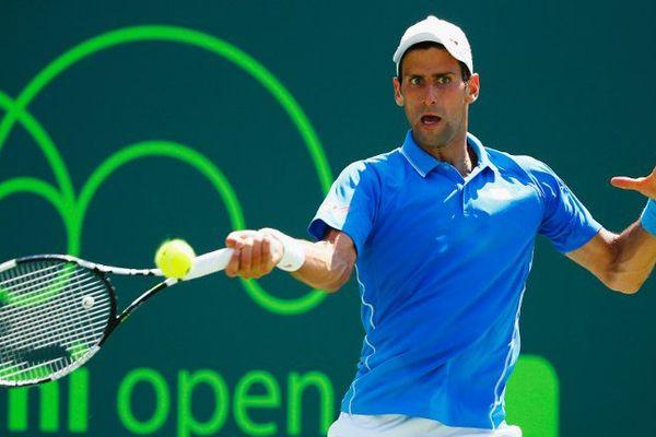 Djokovic a remporté le tournoi de Miami la semaine dernière