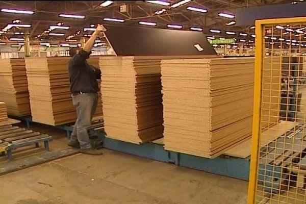 Parisot dit subir le retournement brutal du marché du meuble