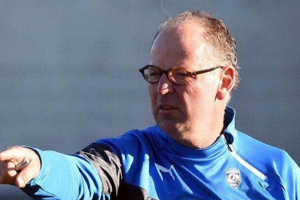 Jake White, le nouvel entraîneur de Montpellier
