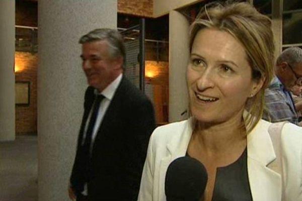 Anne-Catherine Loisier, sénatrice de Côte d'Or