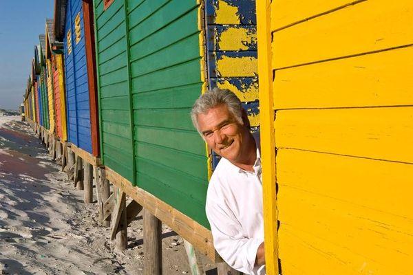 Georges Pernoud sur une émission spéciale Afrique du sud.