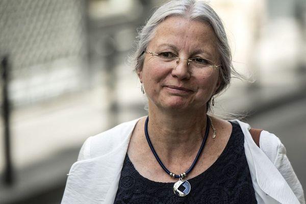 Agnès Thill, député LREM de l'Oise.