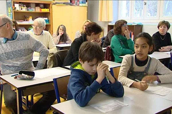 A Nîmes, la majorité des écoles ont voté pour le retour de la semaine à quatre jours - lundi 8 janvier 2018