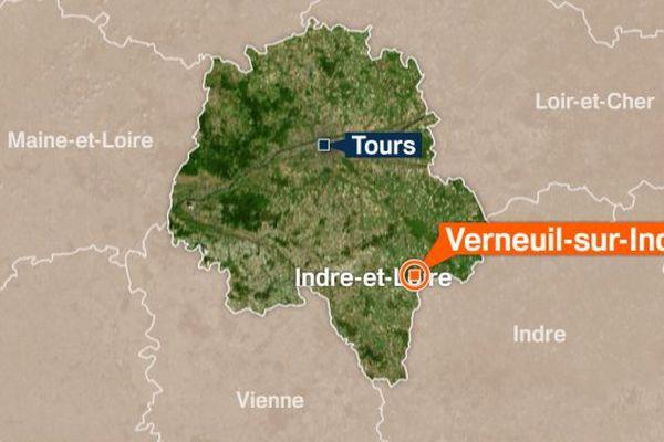 Accident d'ULM à Verneuil-sur-Indre (Indre-et-Loire) : le pilote est mort