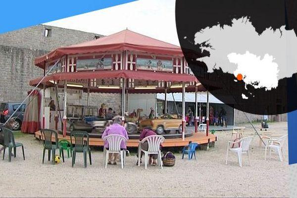 Le manège de Port-Louis, une institution