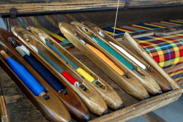 Le salon modes et tissus rassemble chaque année une soixantaine d'exposants et des milliers de visiteurs à Sainte-Marie-aux-Mines.