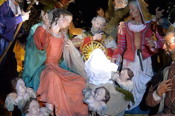 Photo d'illustration crêche de Noël