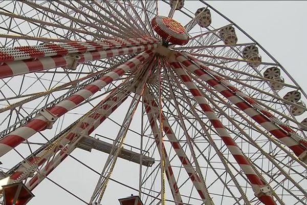 La Grande roue de Poitiers