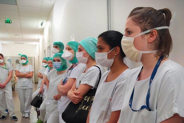 service réanimation hôpital Purpan Toulouse