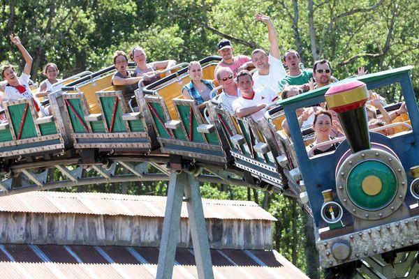 Situé au Mans, Papéa Parc est le plus gros parc d'attraction des Pays de la Loire.