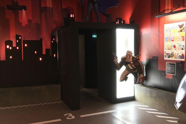 Exposition Batman au FIBD 2019