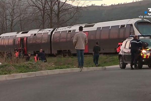Un adolescent de 17 est mort percuté par le train vendredi 15 mars à Lucciana.