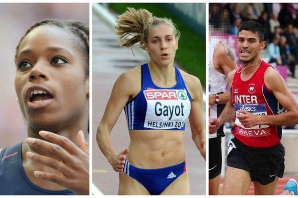 Les athlètes picards Stella Akakpo, Marie Gayot et Yassine Mandour participent aux Championnats d'Europe d'athlétisme à Zurich du 12 au 17 août.