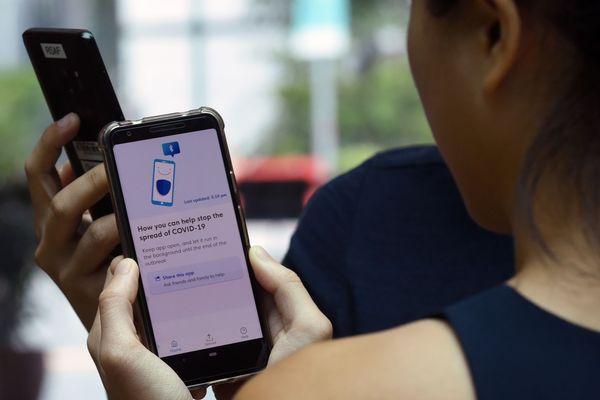 Les autorités de Singapour ont déjà développé une application de traçage numérique pour enrayer l'épidémie de Covid-19.